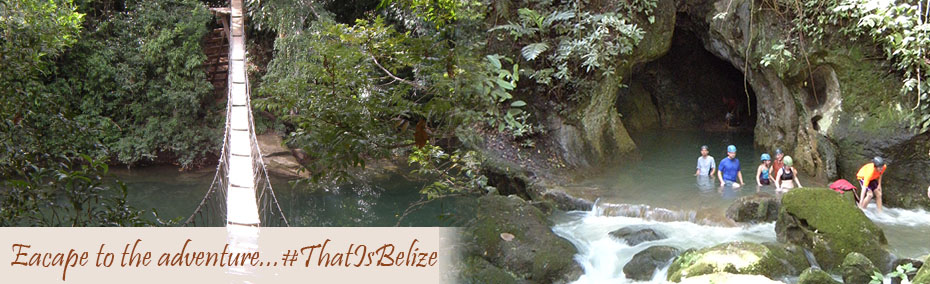 Escape to the adventure...that is Belize